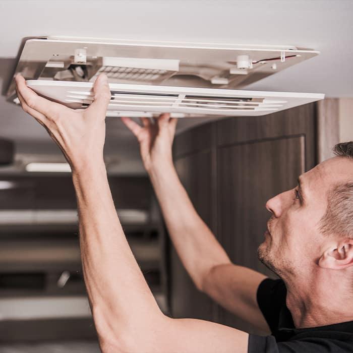 Caravan Services | Caravan Air Conditioner Repairs | Caravan Air Conditioning Repairs